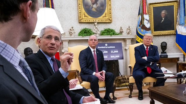 Fauci calls data from Gilead coronavirus drug trial that included UAB 'good news'