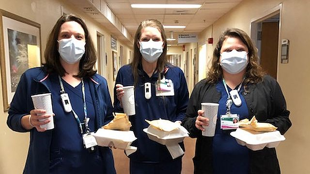 Heroes at UAB Center for Nursing Excellence work to protect fellow nurses