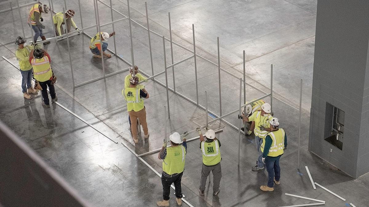 Birmingham construction company to turn Miami Beach Convention Center into hospital