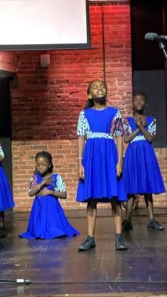 Sozo Children's Choir. (Image courtesy of Sozo Children)