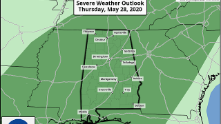James Spann: Dry weekend for Alabama after scattered storms tonight, Friday