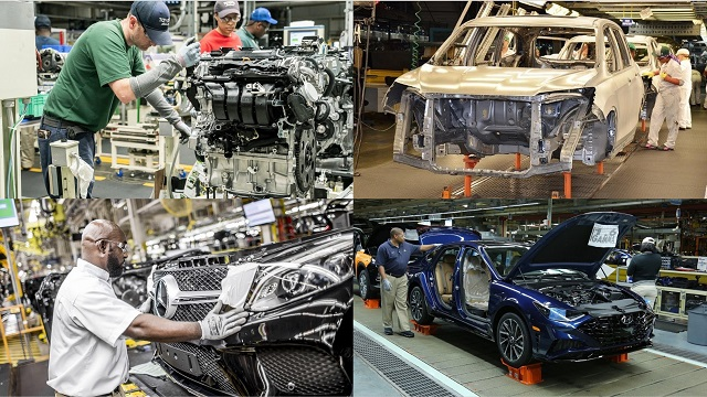 Alabama and other state lawmakers mount push to help revive car industry