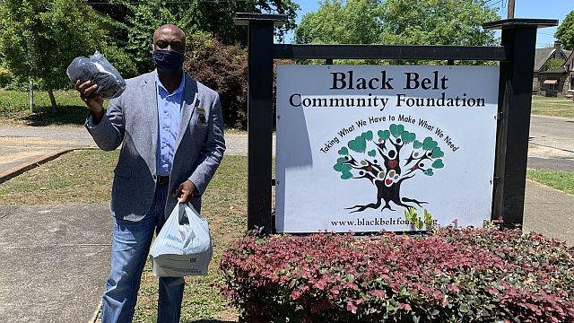 Black Belt Community Foundation's Operation Face Mask aids 12 Alabama counties