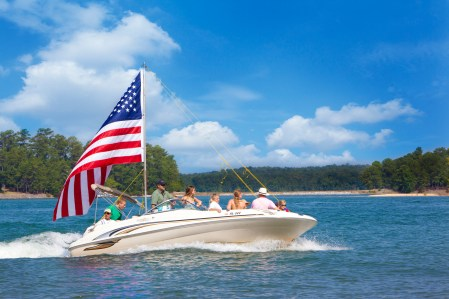 Troopers with the Alabama Law Enforcement Agency's Marine Patrol remind boaters to follow boating rules. Know what to do in a head-to-head meeting and know the right-of-way rules and regulations. (file)