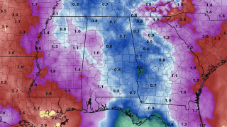 James Spann: Showers, storms become more active in Alabama Tuesday