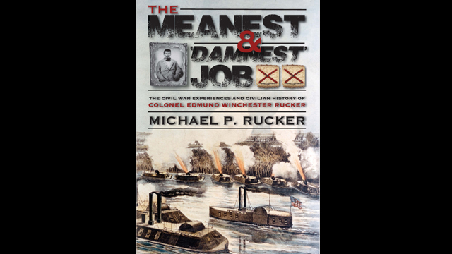 NewSouth Books releases first biography of Confederate Col. Edmund Rucker