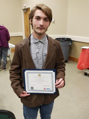 A Calhoun County graduate of the Dannon Project is on the road to a new life. (Dannon Project)