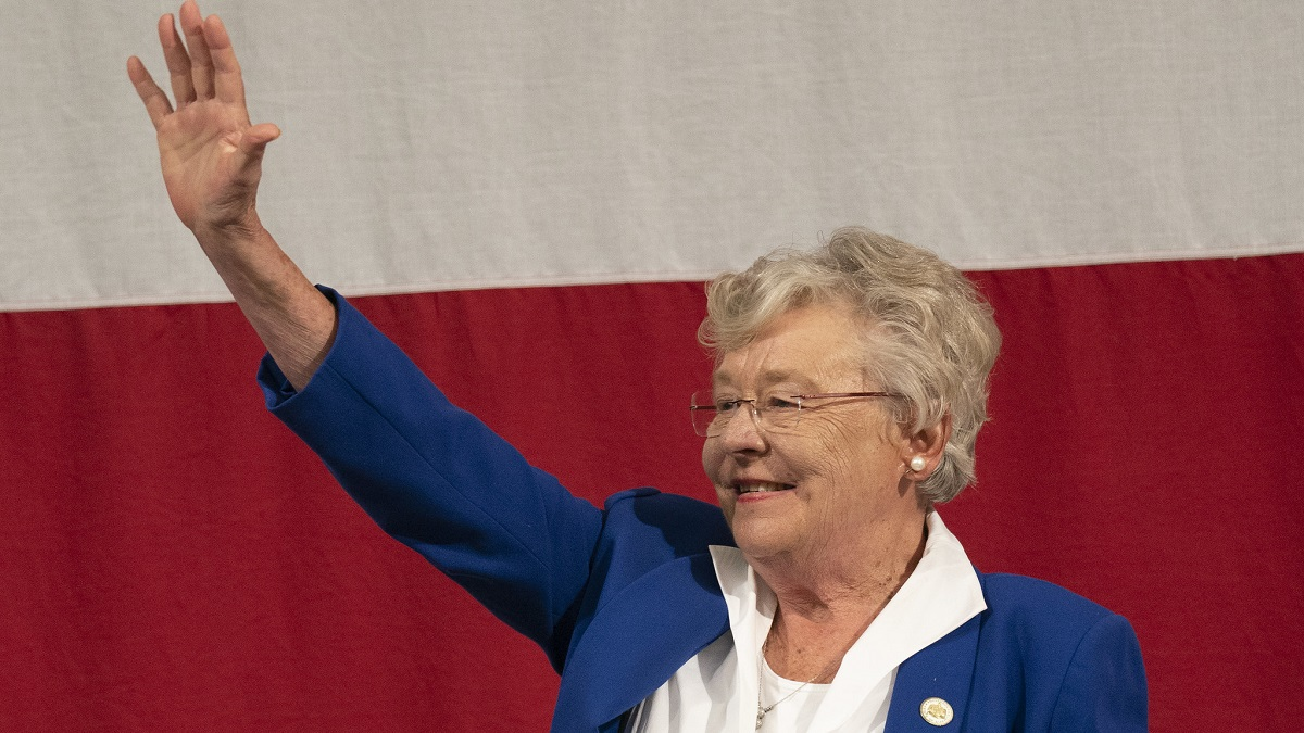 Alabama Gov. Kay Ivey: 'Our views can change and broaden as we talk and learn from each other'