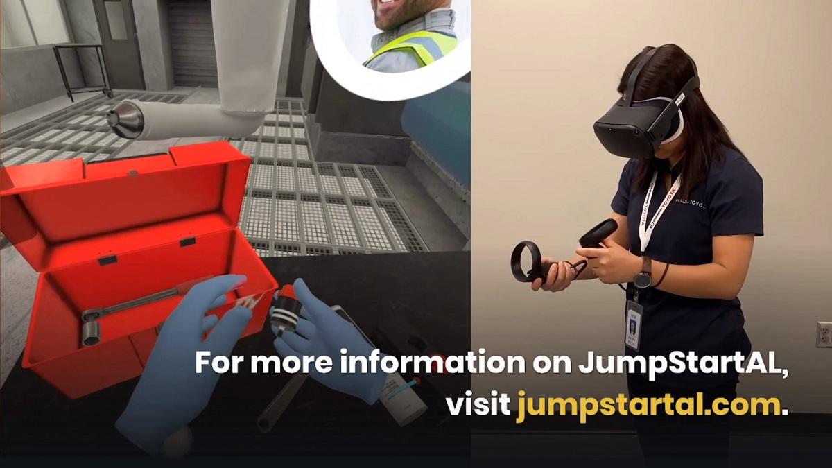 JumpStartAL launches innovative workforce initiative in Alabama