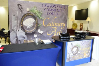 Lawson State Community College's culinary arts program is increasingly popular. (contributed)