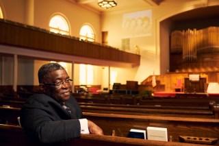 The Rev. Arthur Price Jr. is pastor of Birmingham's historic 16th Street Baptist Church. (Alabama Power Foundation)