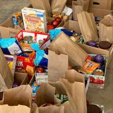 In addition to preventing schoolchildren from going hungry, Titan Community Food Pantry has delivered more than 300 boxes of food to homebound or immunocompromised people. (contributed)