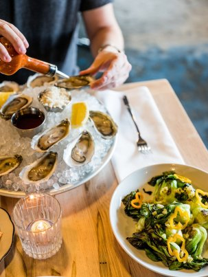Automatic Seafood & Oysters has made a splash on the Birmingham dining scene. (contributed)