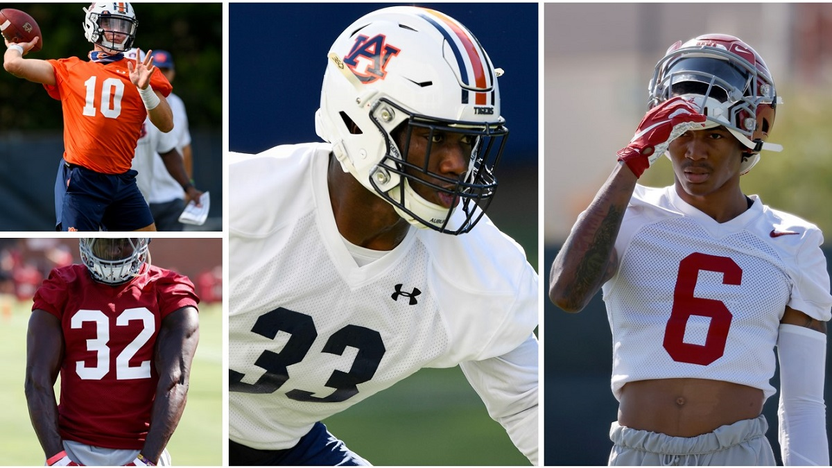 Alabama, Auburn players looking forward to SEC-only season