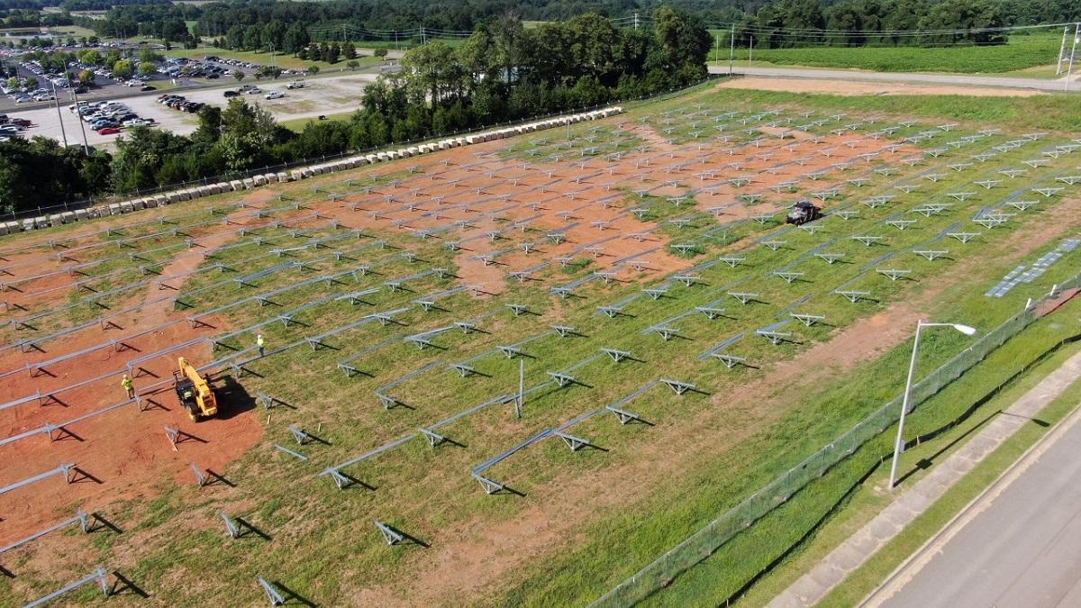 Toyota Alabama installing 3.3-acre solar array in environmental push