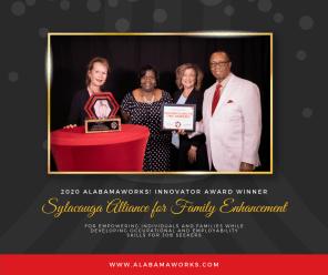 The Sylacauga Alliance for Family Enhancement, aka SAFE. (AlabamaWorks!)