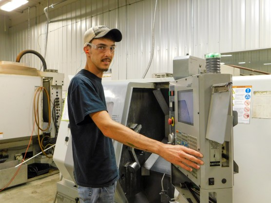 Muskogee Technology produces products and provides services for some of Alabama's largest businesses. (contributed)