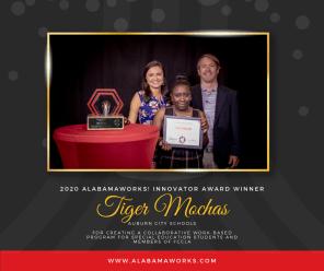 Auburn High School's Tiger Mochas program. (AlabamaWorks!)