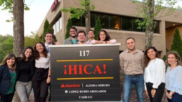 Alabama Power Economic Development employees lend talents to ¡HICA!