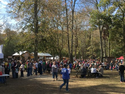 Enjoy the Homestead Hollow Fall Festival Sept. 25-27 in Springville. (contributed)