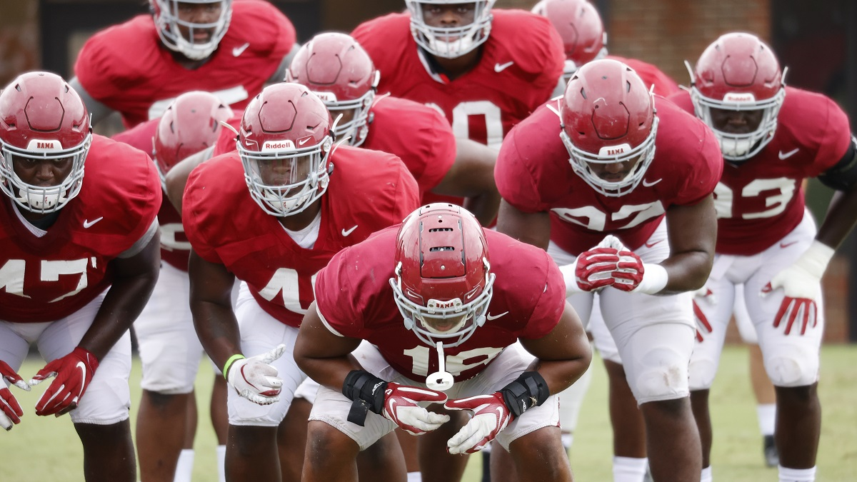 Nick Saban: Time for Crimson Tide to flip switch from practice to game mode