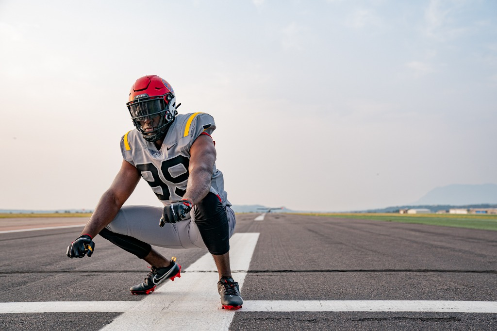Air Force To Honor Tuskegee Airmen With Football Uniforms Alabama Newscenter