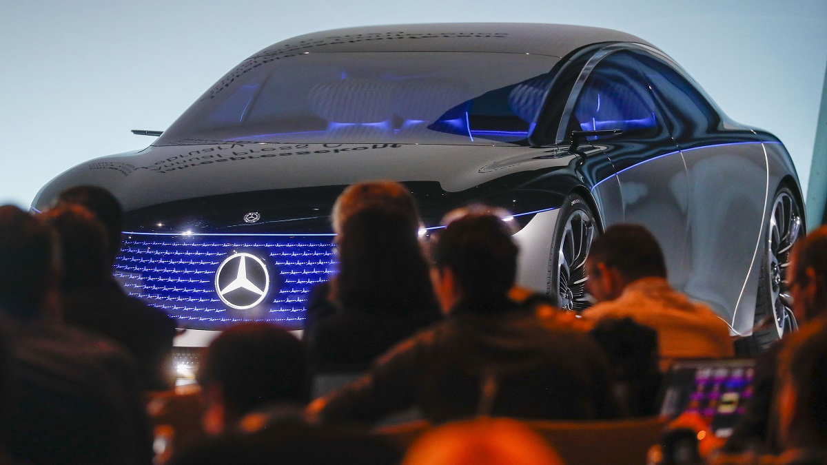 Mercedes maps out push to boost profits amid electric shift
