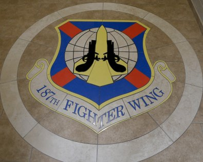The Alabama Air National Guard's 187th Fighter Wing is one of two National Guard units in the U.S. chosen to receive the F-35. (Hal Yeager/Governor's Office)