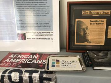 The Ballard House Project seeks to preserve the house's place in Birmingham's civil rights history and make it a part of the city's future. (Michael Sznajderman / Alabama NewsCenter)