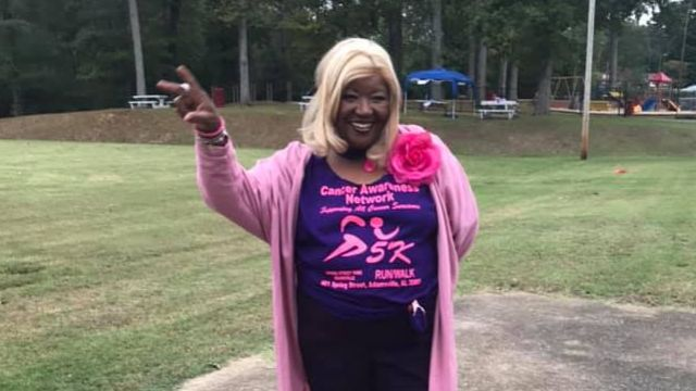 Breast cancer survivor, health advocate brings serenity to 98.7 Kiss FM