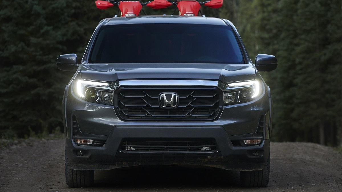 Alabama-built Honda Ridgeline gets bold redesign for 2021