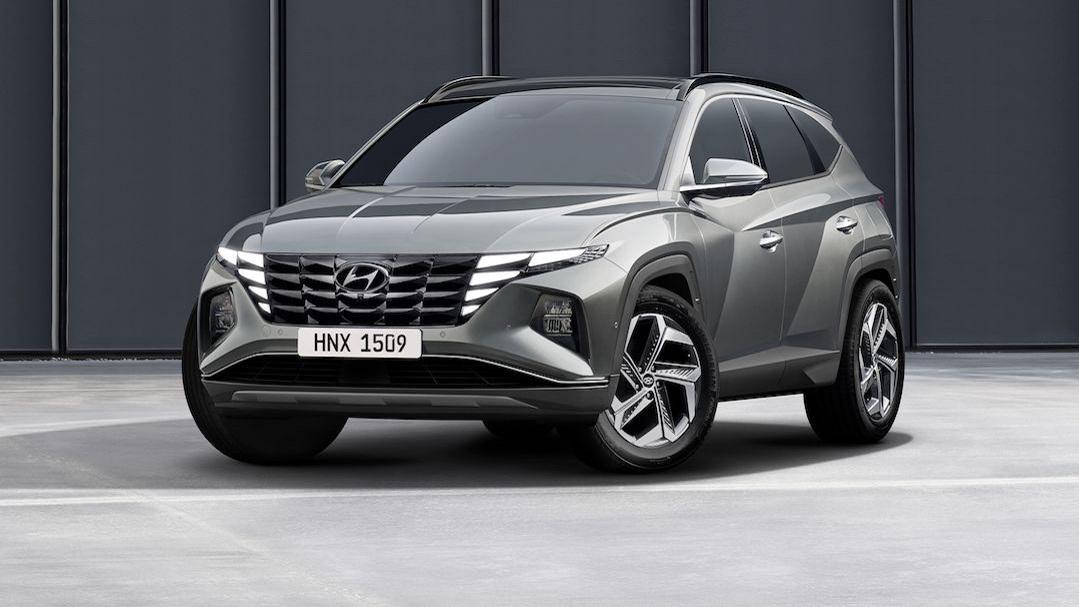 Hyundai to add next-gen Tucson SUV to Alabama family of vehicles