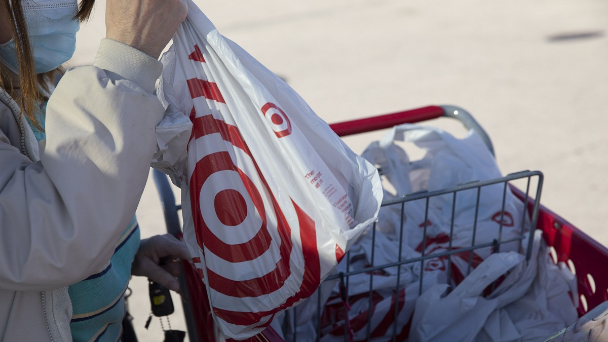 Target's sales soar ahead of crucial holiday shopping period