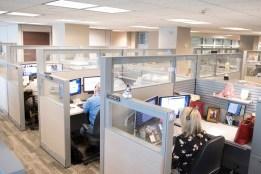 Alabama Power Customer Service is a vital link between the company and its customers after a massive outage like Hurricane Zeta. (Alabama NewsCenter staff)