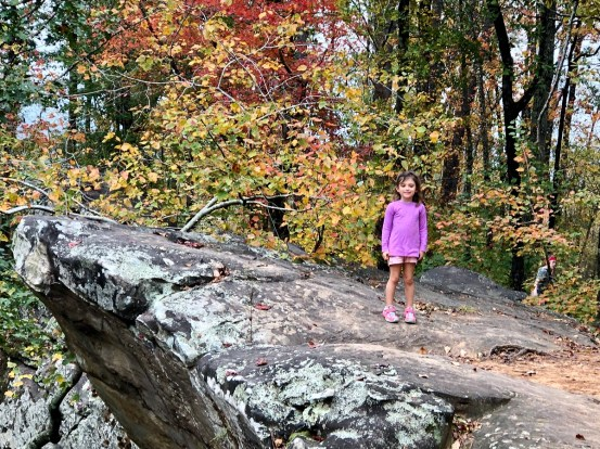 Fall is a great time to get out and enjoy the natural beauty of Alabama. (Jack Bonnikson / Alabama NewsCenter)