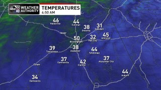 James Spann: Alabama's quiet weather continues through the weekend