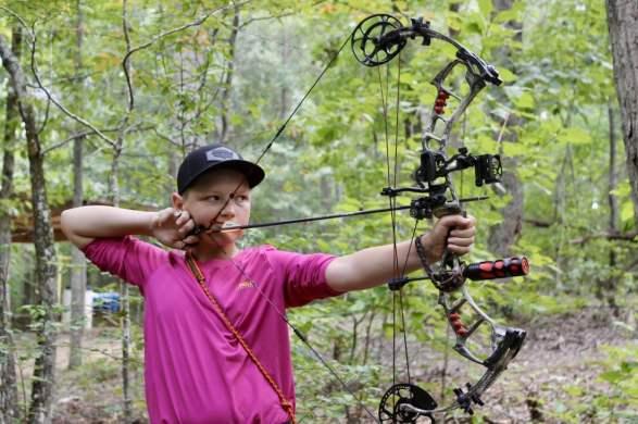 Children love competition. (BCRFA)