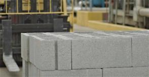 The National Carbon Capture Center in Alabama worked with CarbonBuilt using technology developed at UCLA Samueli School of Engineering to successfully test permanently storing carbon dioxide in concrete blocks. (Ike Pigott / Alabama NewsCenter)