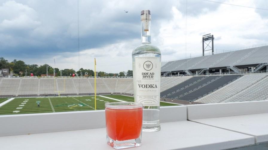 The Magic Dragon, το signature cocktail του Protection Stadium.  (BJCC)