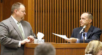 Randy Kammerdiener testifies in Hubbard case