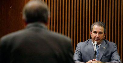 Steve Clouse testifies in Hubbard case