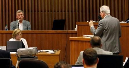 Rob Burton testifies in Mike Hubbard trial