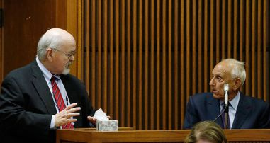 Robert Abrams testifies in Mike Hubbard trial