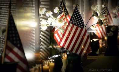Traveling Vietnam Veterans Memorial Wall2