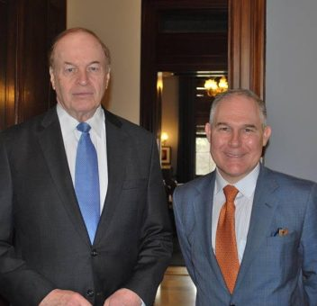Richard Shelby and Scott Pruitt