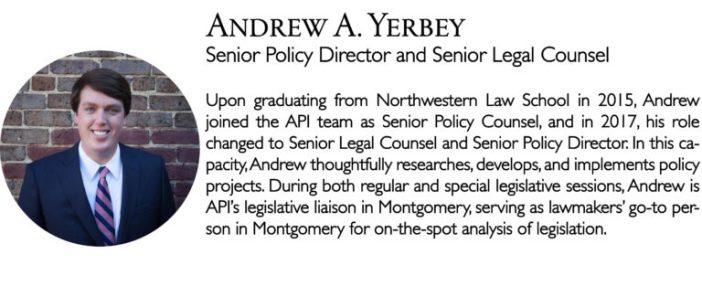 Andrew Yerbey