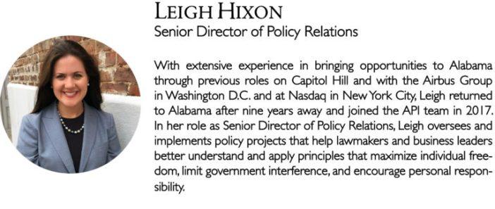 Leigh Hixon