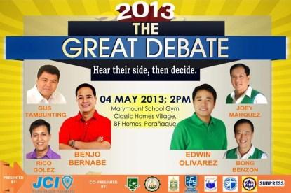 pque debate