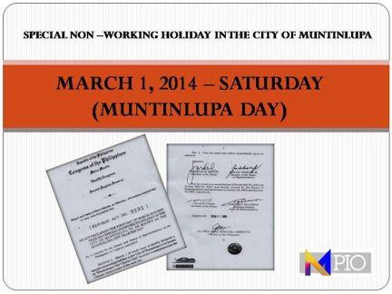 munti day 2014