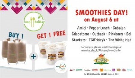 SMOOTHIES day fb